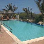 Reasonable size pool