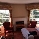 Room 314, overlooking Iveagh Gardens