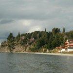 Vista do Hotel desde Playa Bonita
