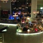 Inviting Cocktail bar