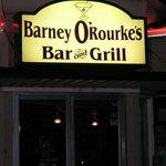Barney O'Rourke's