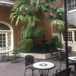 Courtyard pic 1