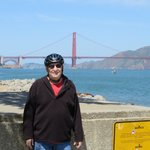 Hanging out a Crissy Field