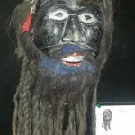 Mask at Setia Darma