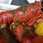 Yummy lobster!