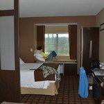 ....comfortable room