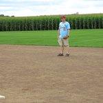 Fielding Balls at 2nd Base
