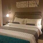 Comfy big bed!