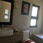 yakky bathroom regardless from it looks nice from a distance