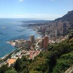 Monaco / Monte Carlo von oben