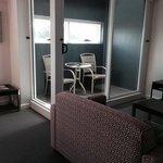 Room 303 the balcony