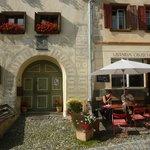 Ustaria Crusch Alba in Guarda - Schweiz