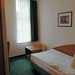 economy single room. Central Zagreb