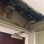 Falling ceiling 4