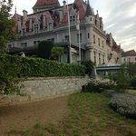 Le chateau from outside 1