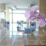 Limpieza, confort y detalles nada más entrar al hotel HALL del Best Benalmádena