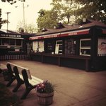 The Blount Clam Shack at Crescent Park