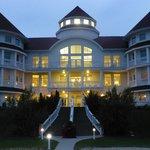 Such a beautiful resort.