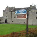 Parkes castle Co Sligo