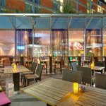 Welcome to our Terrace at Courtyard by Marriott Linz