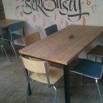 Belli i tavoli di kicken and soul !!!