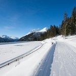 winterwandern in Kappl, Paznaun-Ischgl