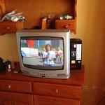 L'inquietante tv a tubo catodico a.. pagamento