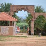 Vijayshree Heritage Entrance