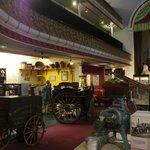 le théâtre transformé en  Musée