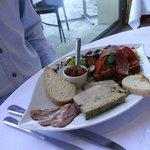 Foie gras maison aux épices douces