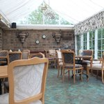 Conservatory Drinking and Dining Area