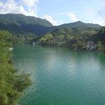 Il fiume Neretva nei pressi di Mostar