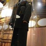 Abito del comandante del Titanic