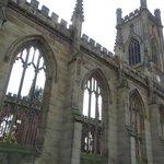 St. Luke's Church, Liverpool.