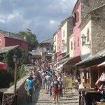 Mostar's Bazaar