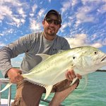 Everglades Jack Crevelle with Shallow Tails Guide Service