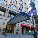 Foto de Club Quarters Hotel in Washington, D.C.