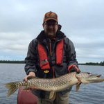 Northern Pike - Lake Wabatongushi