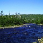 The Temperence River