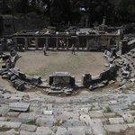 théâtre de Priene