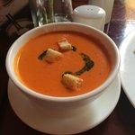 Soup - Cream of Tomato