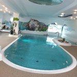 Fantastic pool area...