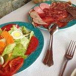 Charcuterie salade (pour 2)