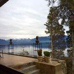 Vista do Lounge Luma Casa de Montaña