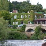 The Old Mill Hotel in Bathampton.