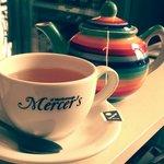 Non drip tea pots