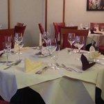 Restaurant, optisch ok, kulinarisch unterer Standard