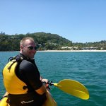 Kayak Noosa pic taken by the guide