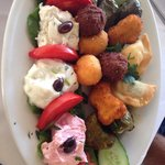 Entrées menu mix variétés