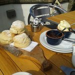 Cream Tea heaven at Number Five